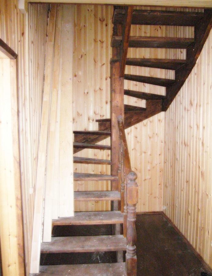 Каркасный дом в Кавголово (9)
